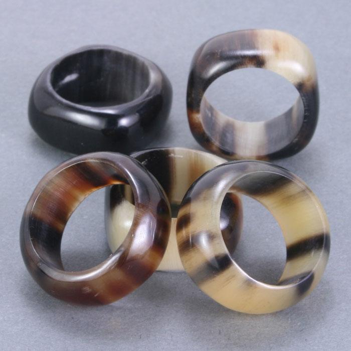 Horn Rings