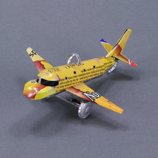 Tin Can Boeing Jetliner